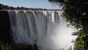 Victoria Falls, Zambia and Zimbabwe, East and Southern Africa