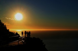 Sunset, Cape Town, South Africa