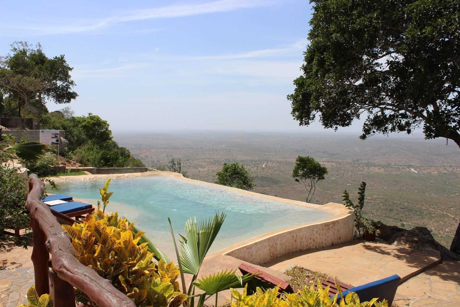 National Parks Kenya Lodge