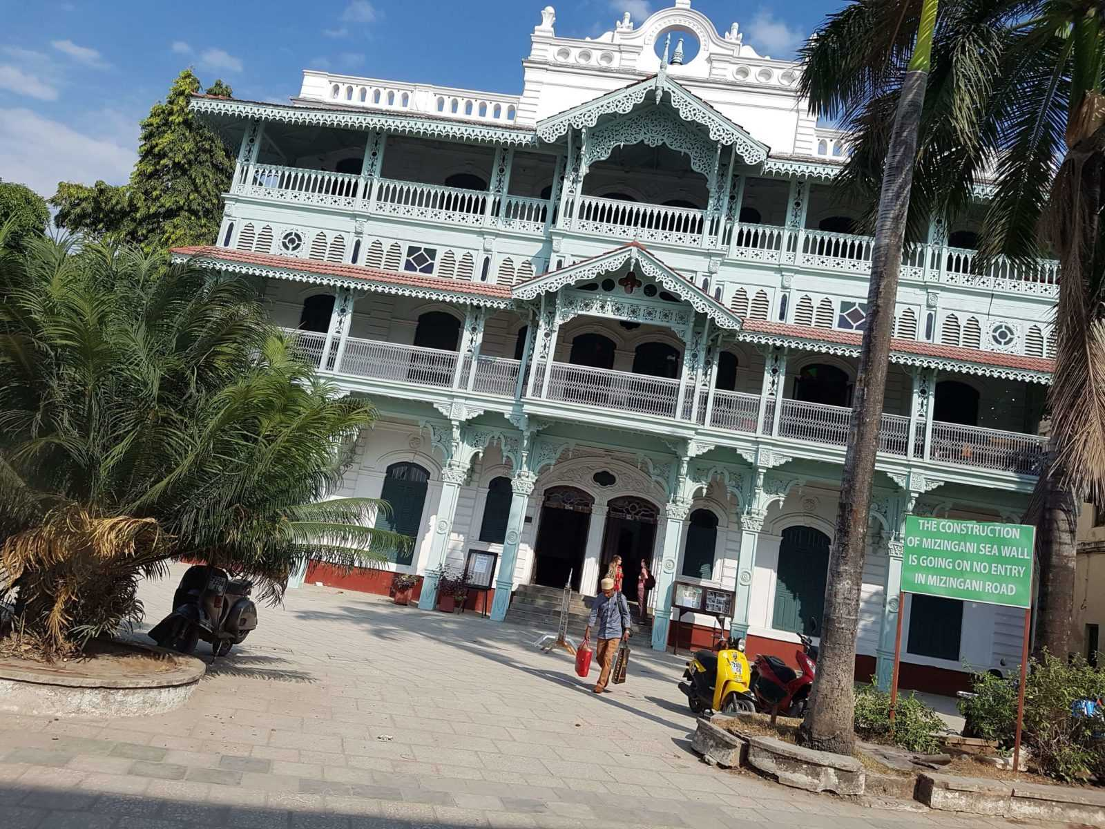Zanzibar Holidays - Old Dispensary, Stone Town Tour