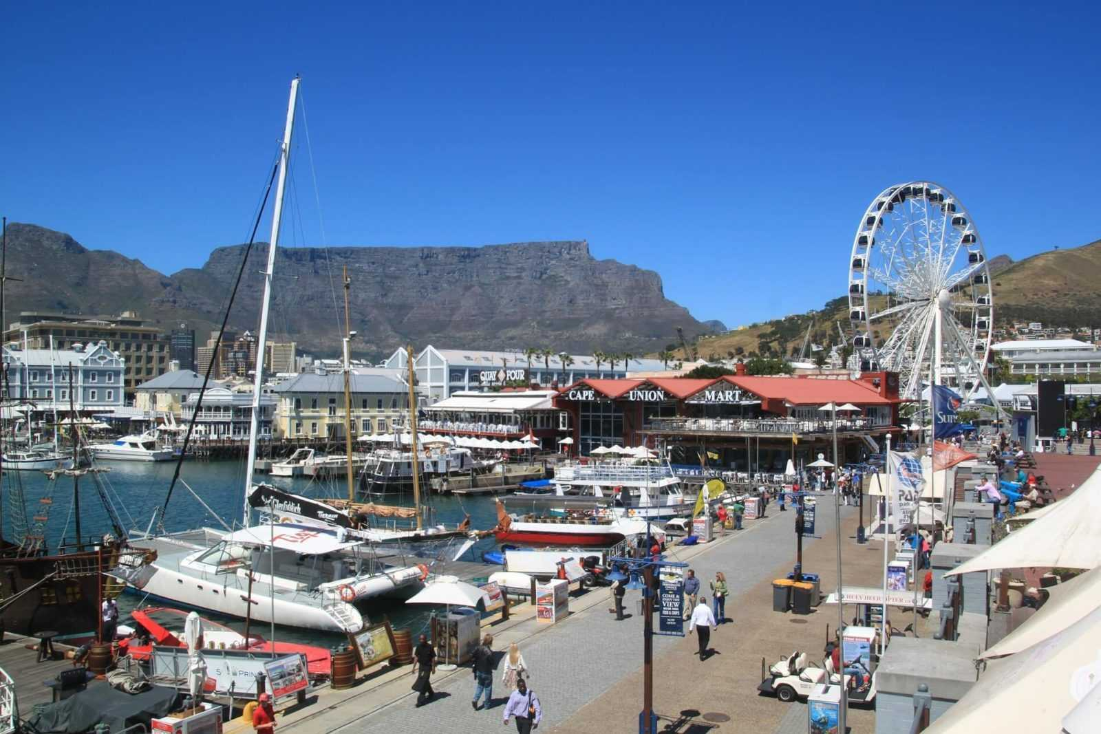 south africa travel cape-town
